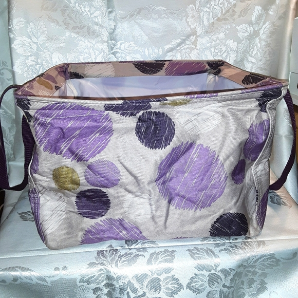 Thirty-One Square Utility Tote